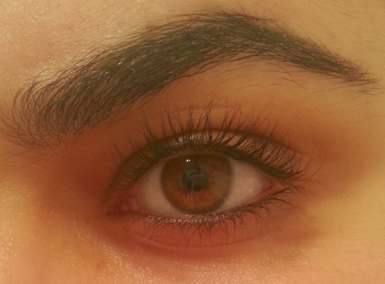 I HAVE AN ANGRY, UNLINED EYE NOW.