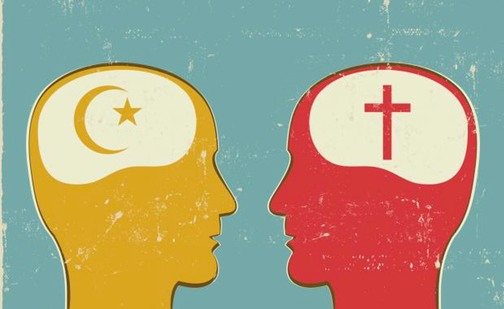 Muslims, Christians and Jews  - we're all just cousins.