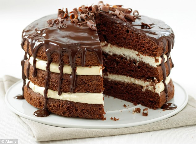 I say you can have your cake and eat it AND save some to be surprised with later!