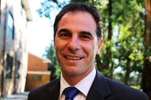 Jihad Dib, Principal of Punchbowl Boys' High School