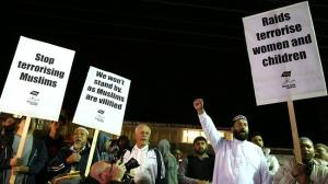 Lakemba protest
