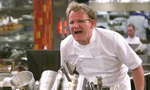 Do you want to look like Gordon Ramsay?