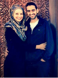 Susan and Waleed. LOVE.