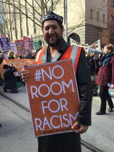 Reclaim Australia No Room for Racism July 2015