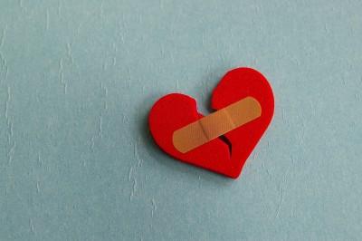 trauma and heart break