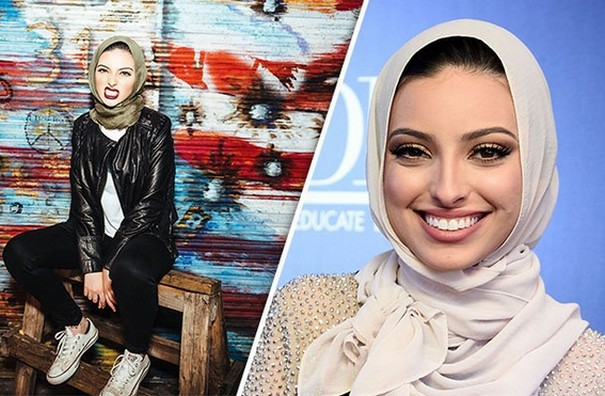 Muslim-Woman-in-Hijab-graces-Playboy-magazine